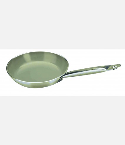 FRYING PAN ECO-CHEF WITH BOTTON D.18 CM