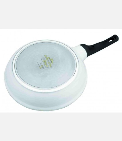 CAST ALUMINIUM INDUCTION FRYPAN D.28 CM