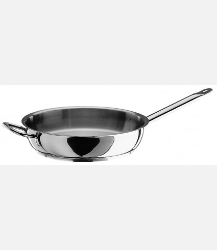 Frying Pan with counter handle