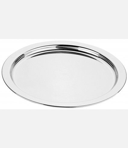 Round edged tray