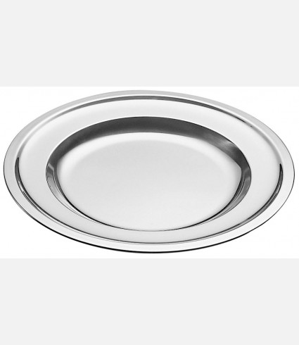 Round edges tray