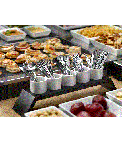 Happy Hour cutlery holder