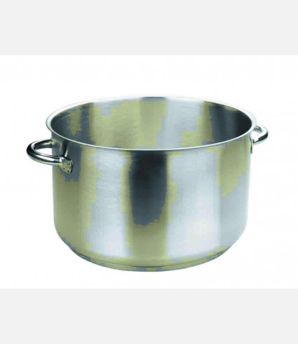 DEEP CASSEROLE WITHOUT LID 28CM ECO-CHEF