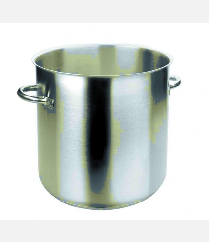 STOCK POT ECO-CHEF 24X24 CMS. WO/LID