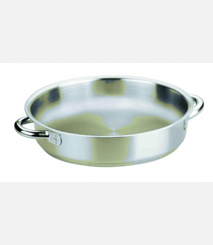 ROUND  DISH Wo/LID D.32 CM ECO- CHEF