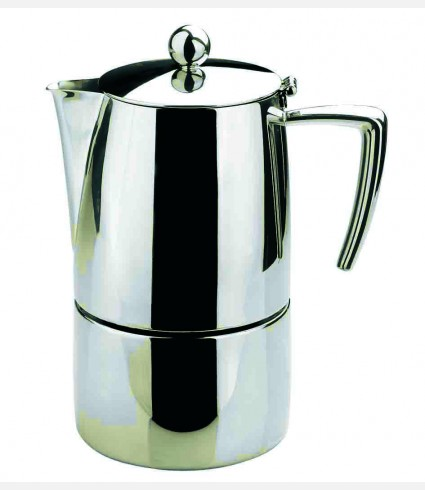 LUXE EXPRESS COFFEE MAKER 2 CUPS