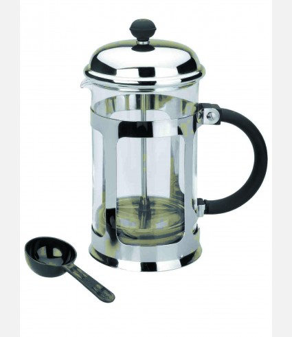 COFFEE POT W/GLASS 0.35Lts.