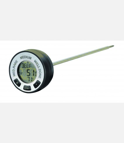 DIGITAL THERMOMETER W/ALARM