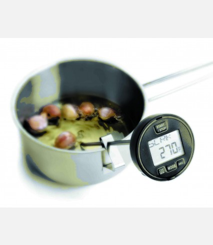 MULTIPURPOSE THERMOMETER WITH ALARM