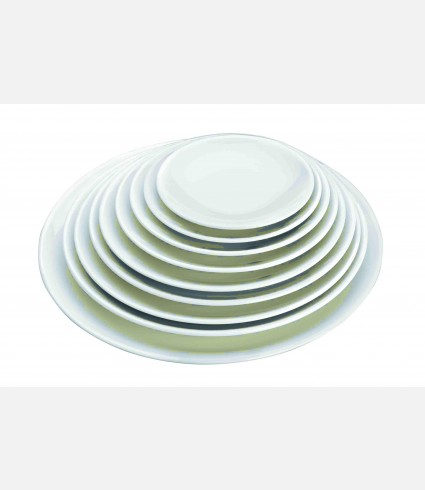MELAMINE ROND TRAY D. 355X32 MM.