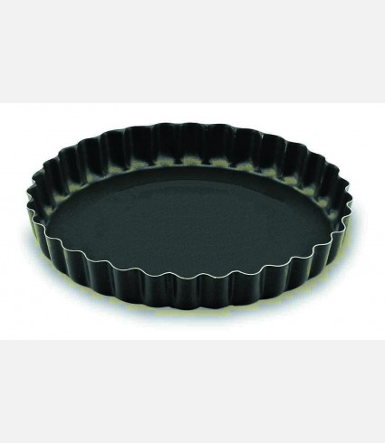 TART MOULD ALUM. NON-STICK 24 CMS.