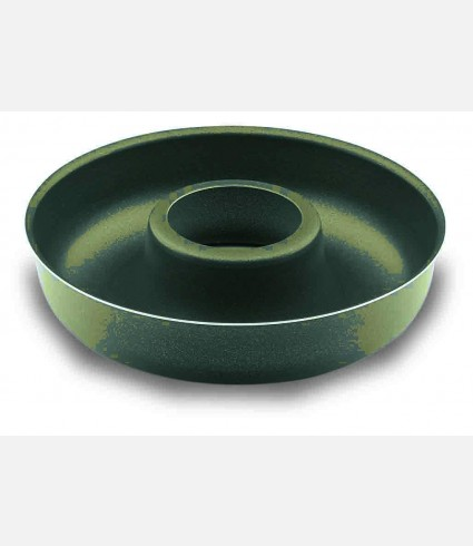 SAVARIN MOULD ALUM. NON-STICK 24 CMS.