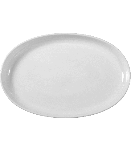 Platter oval Coup (wide)