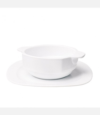 CONSOMME CUP & SAUCER-MRS12KS00