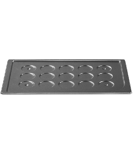cp08_rectangle_tray_1/1_15_ports_stainless_steel
