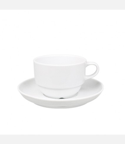 CUP AND SAUCER-EO KT 00
