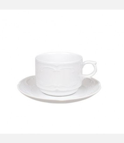 FLO02EK00-CUP AND SAUCER