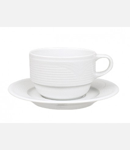 Cup And Saucer-STR KT 00