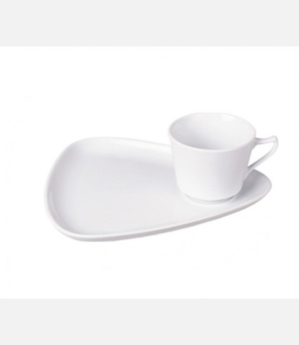 CUP & SNACK SAUCER-GR 21 TB00