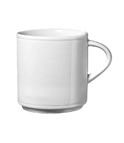 Mug with handle  0,28 ltr.