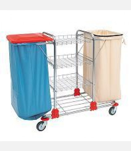 Cleaning Linen Trolley