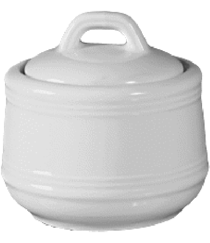 Sugar bowl 2  0,20 ltr.