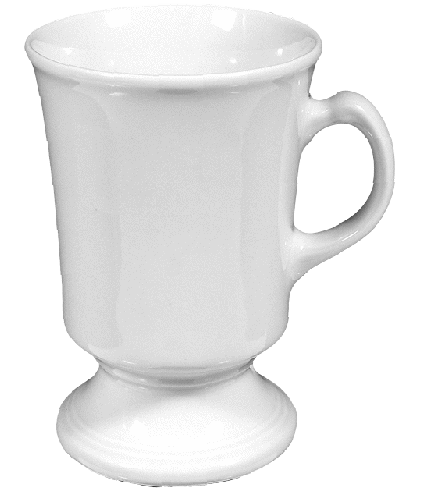 Footed mug  0,25 ltr.