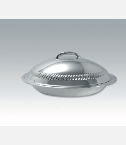 C 0062 TCG / THERMIC OVAL CONTAINER,CHILSELED COVER