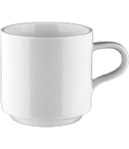 Coffee cup 1 0,18 ltr. stackable
