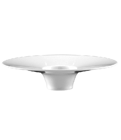 Event plate deep oval  19 cm