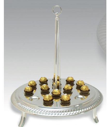 C/3038 chocolate tray stand