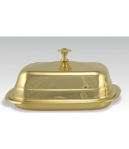 C/253 BUTTER DISH WITH COVER
