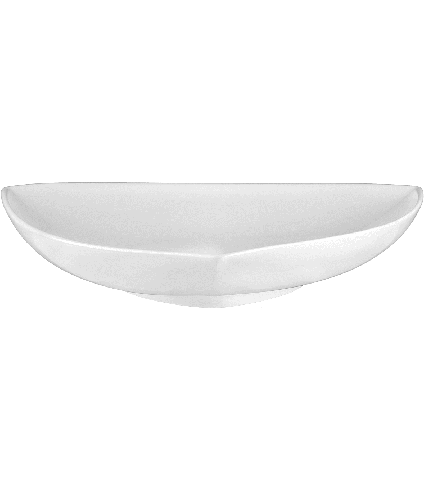 Plate triangular high