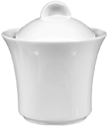 Sugar bowl 2  0,25 ltr.