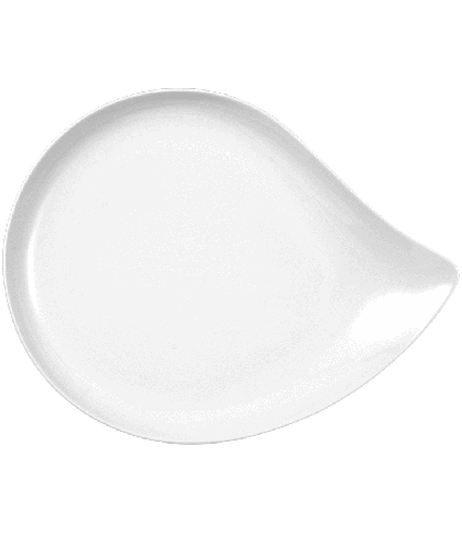 Plate oval  31,5 cm***