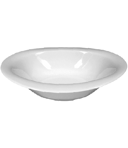 Bowl elliptic high 21 cm