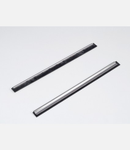 Inox channel with rubber 30cm