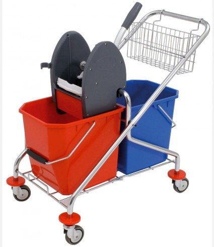 Duo Mop Trolley