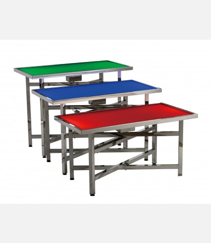 Buffet Table with Light 1240x640x1110mm