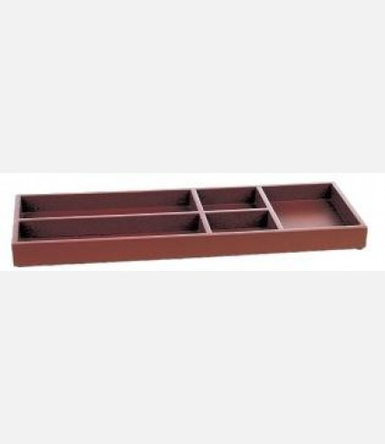 Tray with Divider