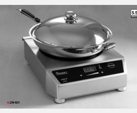 Induction wok model 3500