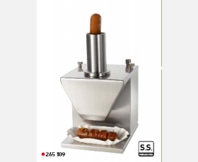 Sausage cutter - electric
