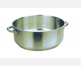 CASSEROLE WITHOUT LID D.28 CM ECO-CHEF