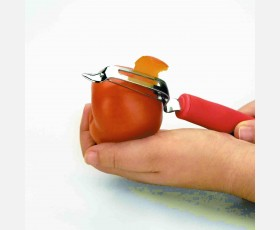 SERRATED TOMATO PEELER