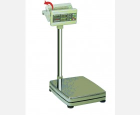 ELECTRONIC BENCH SCALE W/SQUARE B.150 KG