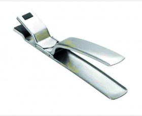 ST. STEEL TONG FOR HOT PLATES