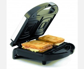 SANDWHICH MAKER 2 SQUARE TOASTS 750 W