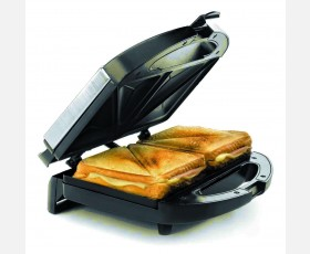 SANDWHICH MAKER 2 TRIANGLE TOASTS