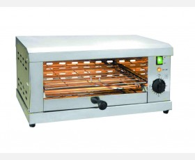 2000 W ELECTRIC HORIZ. SINGLE-RACK GRILL