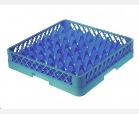 RACK WITH 49 COMPARTMENTS 50x50x10